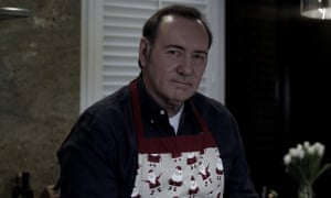 Kevin Spacey in a still image from the actor's YouTube video.