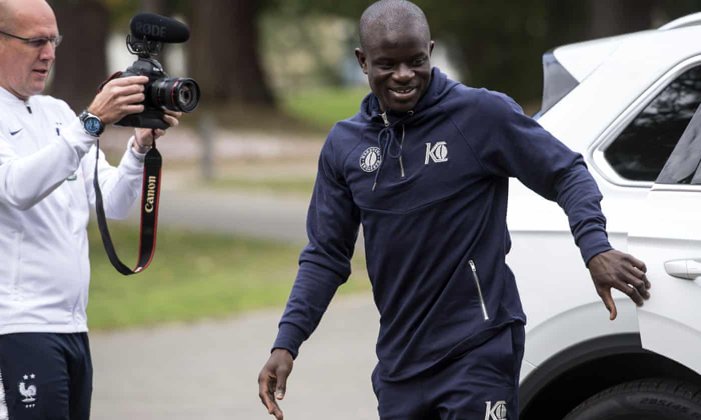 Football transfer rumours: Chelsea's N'Golo Kanté to join Real Madrid?