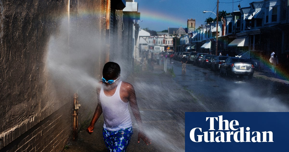 It can't get much hotter     can it?' How heat became a national US