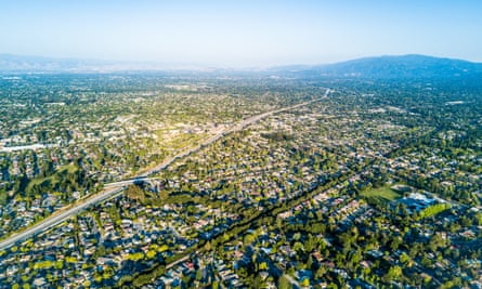 Silicon Valley, California … one of the elite's hubs.