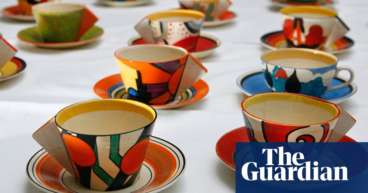 'A beacon of change': new film to celebrate life of ceramicist Clarice Cliff