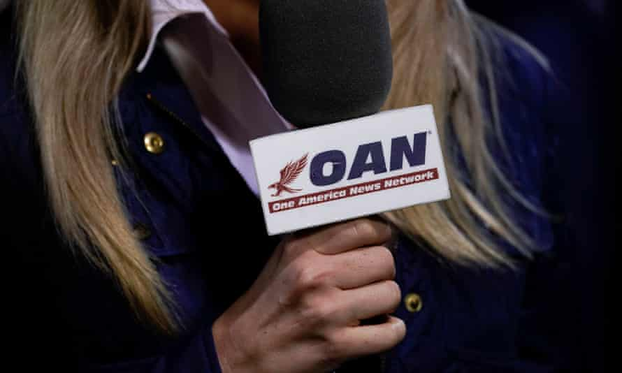 The One America News Network has outflanked even Fox News with its Trump ultra-loyalism.