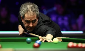 Anthony Hamilton says he will not be comfortable at the Crucible, where a limited audience will be allowed at the World Snooker Championship.