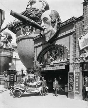 Bowls of Joy, Pan-Pacific International Exposition, San Francisco, 1915