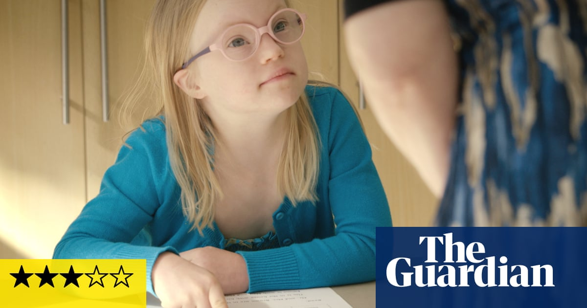 Amber and Me review – a moving portrait of a girl with Down's syndrome