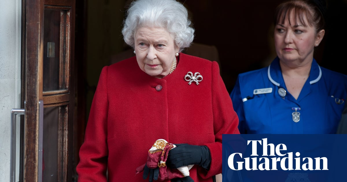 Queen's overnight hospital stay is her first in eight years
