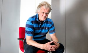 Tim Martin, founder of JD Wetherspoon.