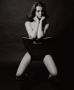 Lewis Morley took the photo at the request of Peter Cook as publicity for a future film.