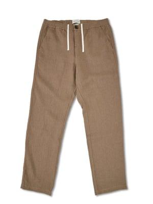Evering trousers, £189, oliverspencer.co.uk