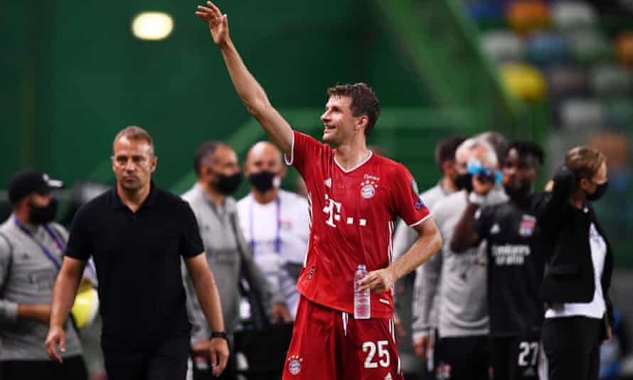 Thomas Müller and Hansi Flick have been brilliant for each other.