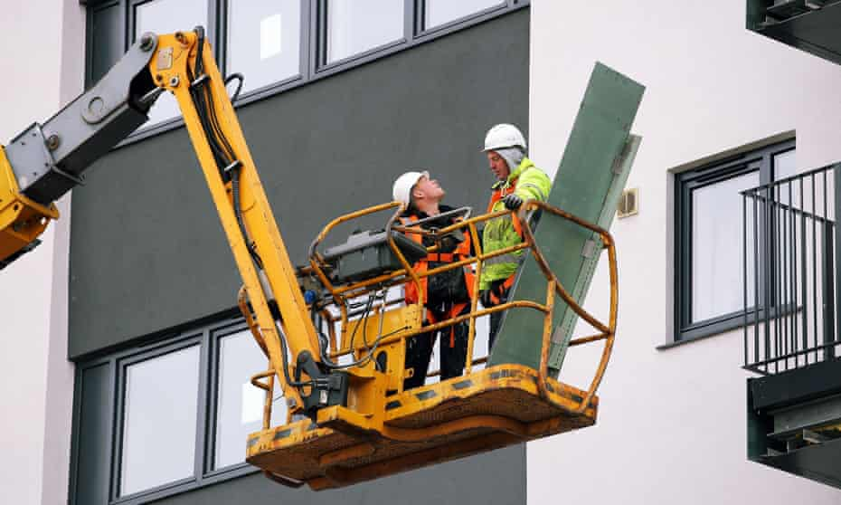 An insurer is insisting we remove our 'fire safe' cladding at a cost of £400,000.