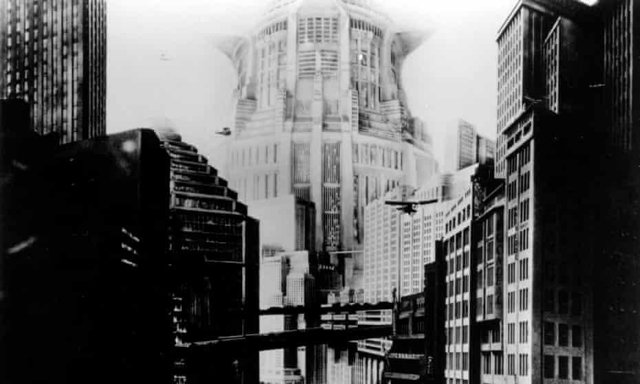 Spectacular ...Metropolis.