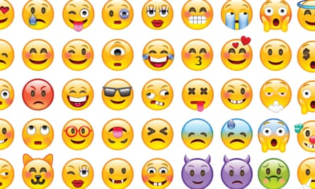 Emojis have expanded the vocabulary people can use online.
