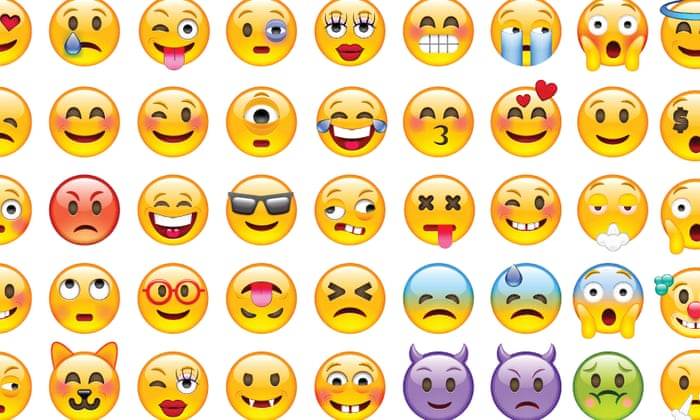 It Or It World Emoji Day Is Here Technology The Guardian