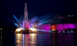 Valletta Pageant of the Seas . Viktor Vella