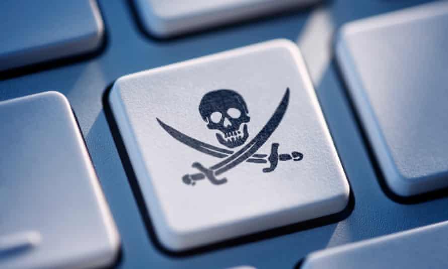 Advertising piracy