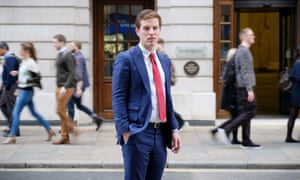 Jack Cantillon, an Irish trainee solicitor working in London.