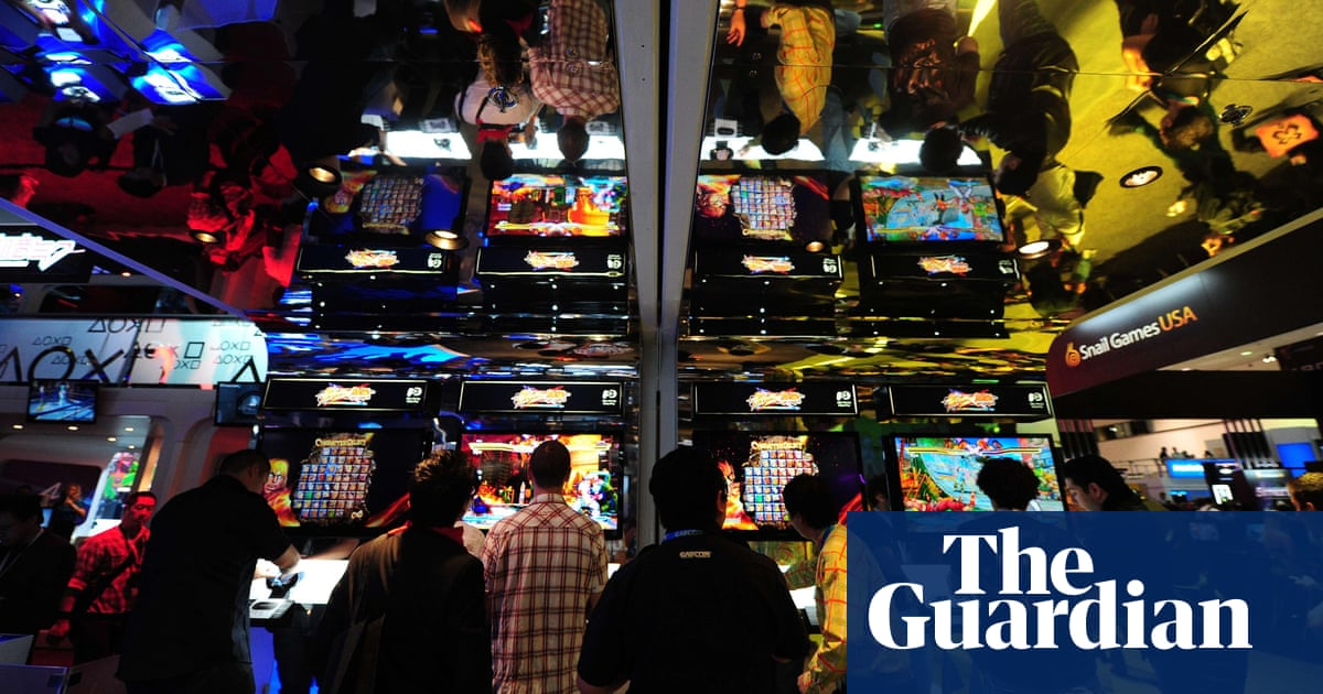 The digital apocalypse: how the games industry is rising