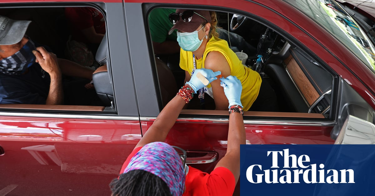 Fears of new US Covid surge as Delta spreads and many remain unvaccinated