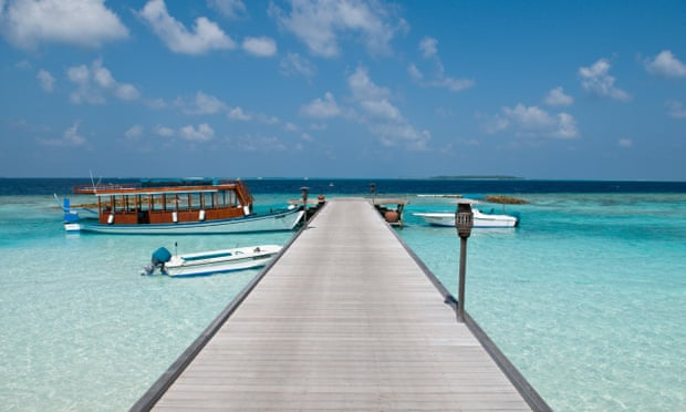 White House Press Officer Joins Race For Bookshop Job In The Maldives by Alison Flood for The Guardian