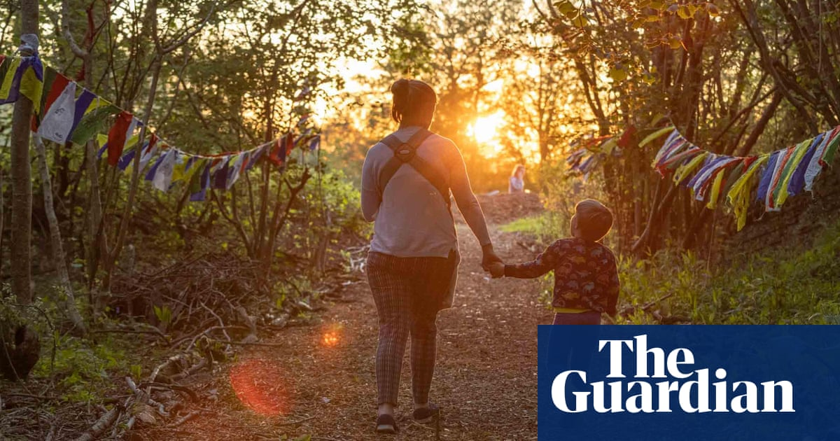 Go rewild in the country: a weekend kids' camp in Sussex