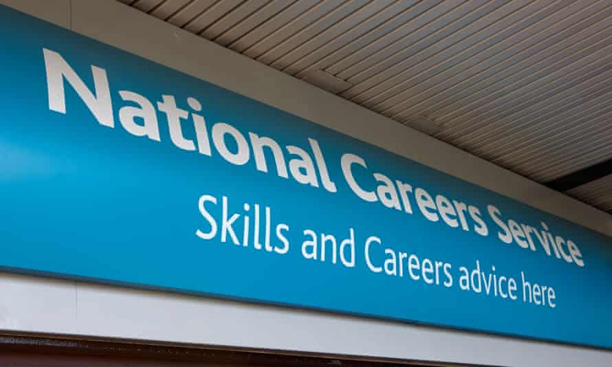 A National careers service office in Merseyside