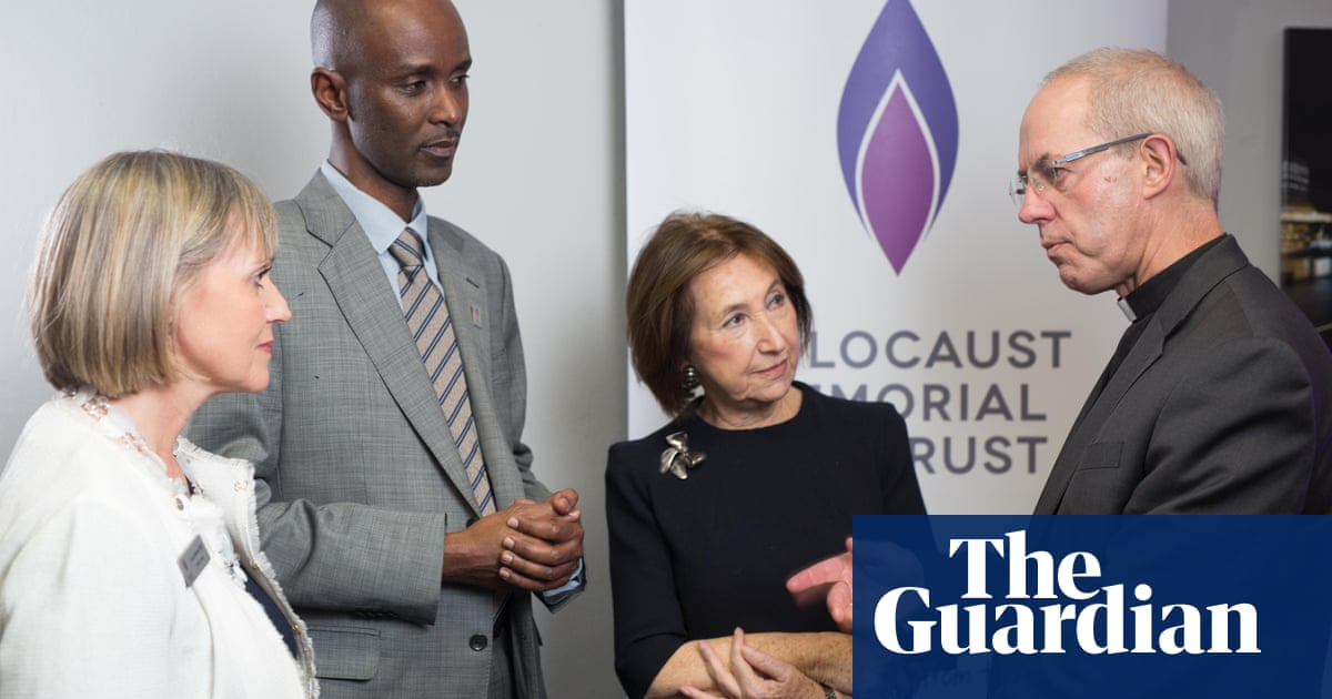 Questions For Eric London Alternative >> Genocide Survivors Gather In London Ahead Of Holocaust Memorial Day