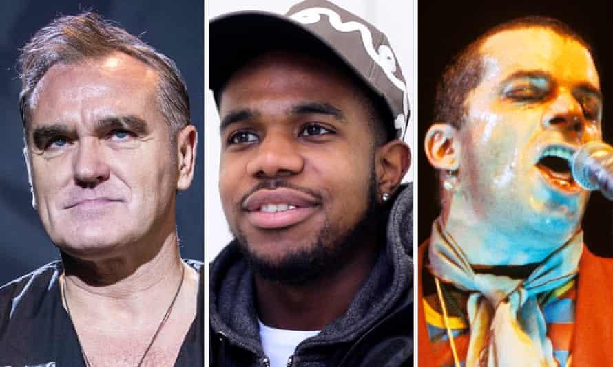 Morrisey, Ramz, Ian Dury composite