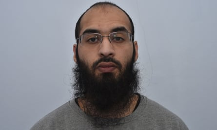 Husnain Rashid was charged with encouraging terrorism.