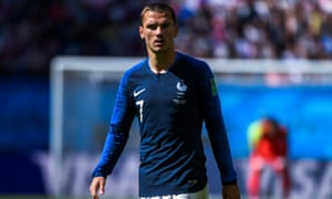 Antoine Griezmann and his strike partners had limited success in their first game.