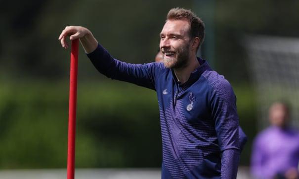 Tottenham must prove no one is irreplaceable – not even Christian Eriksen