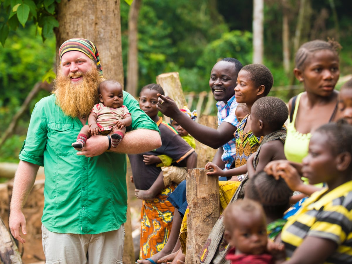Justin Wren, the MMA fighter who found redemption among the Pygmies | Sport  | The Guardian