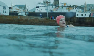Julia, 66, takes to the sea in all weathers