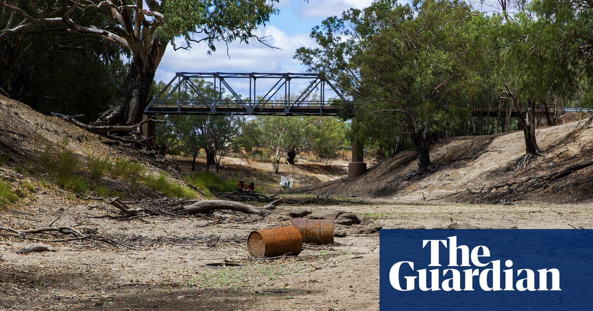 Rex Patrick's plan for referendum on federal takeover of Murray Darling Basin rejected