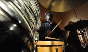Tony Allen: 'I try to make my drums sing and turn them into an orchestra.'