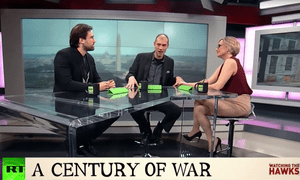 Sean Stone is interviewd by Tyrel Ventura and Tabetha Wallace on RT