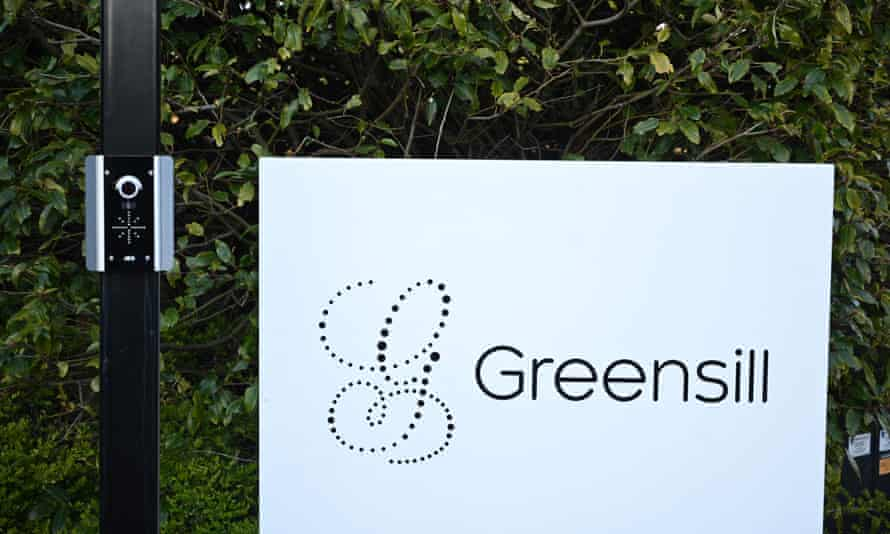 Records at Companies House show Crothers became a director at Greensill in August 2016.