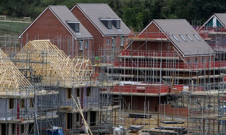 Councils say 1m homes given go-ahead but not yet built