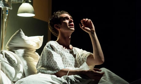 Angels In America Review  Garfield And Lane Excel In Kushners  Angels In America At The National Theatre  In Pictures Business Essay Sample also Critical Essay Thesis Statement  Computer Science Essays