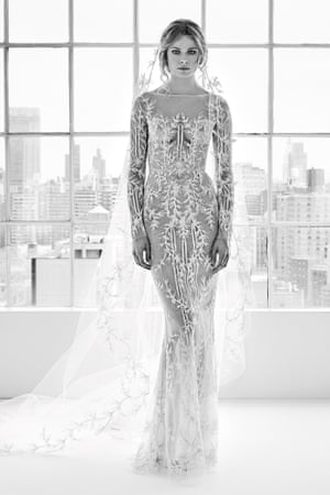 From secretly bare to comedy nude a guide to the naked wedding zuhair muri wedding dress junglespirit Image collections