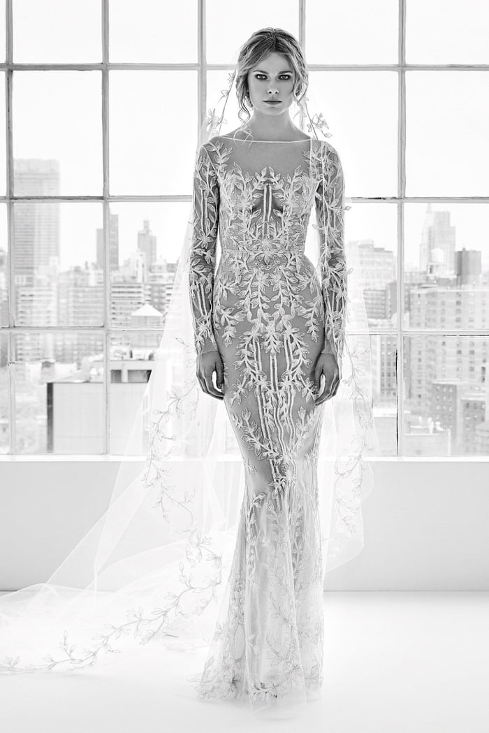 496dbc92c7b From  secretly bare  to  comedy nude   a guide to the naked wedding dress  trend