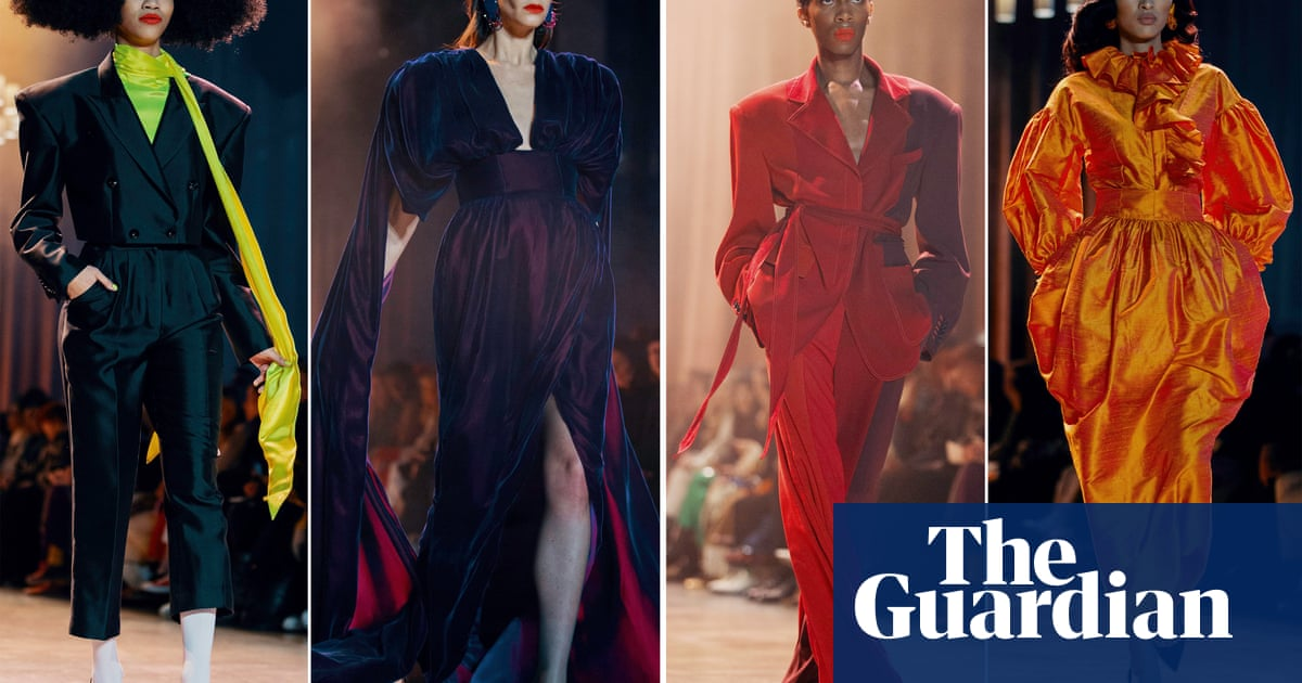 New York Fashion Week Autumn Winter 2020 The Key Shows In Pictures Fashion The Guardian
