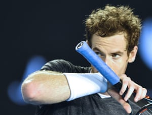 Murray holds.