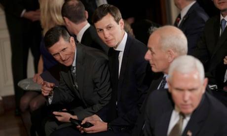 Whistleblower: White House reversed dozens of security