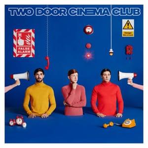 Two Door Cinema Club: False Alarm album artwork