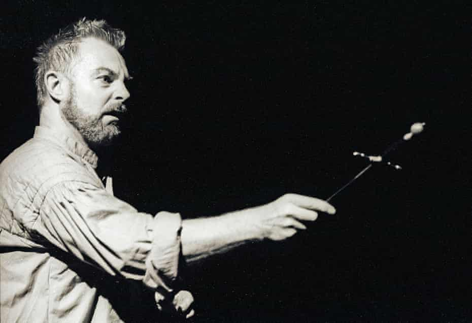 Derek Jacobi as Macbeth ... 'My brain comprehended him but my heart couldn't.'