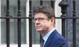 Greg Clark, the business secretary, arrives in Downing Street for a cabinet meeting on Tuesday.