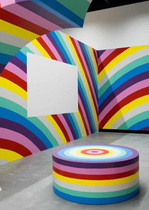 Hiromi Tango's Healing Circles – Rainbow (2021).