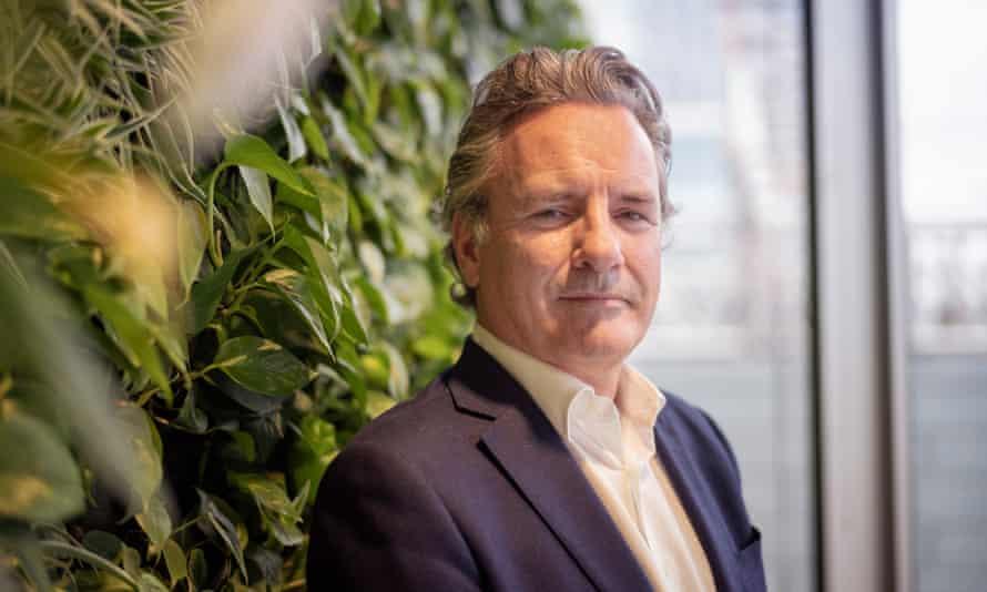 Nick Boyle, CEO of Lightsource BP