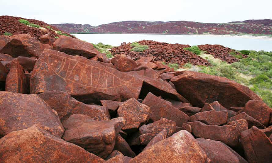Environmentalists, scientists and archaeologists are campaigning to protect Australia's oldest rock art from emissions.